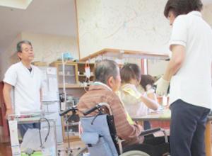 歯科医師による指導